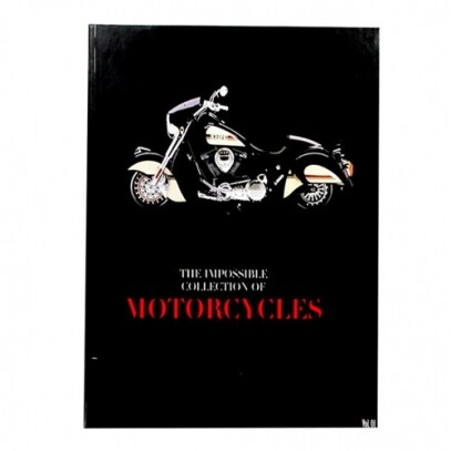 Book Box The Collection Of Motorcycles Fullway