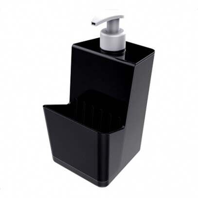 Dispenser Smart Preto 500ml